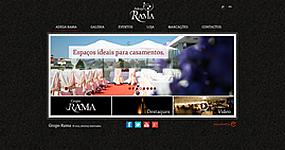 screenshot of the project Adega Rama