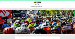 screenshot of the project Etapa da Volta - Inscrições