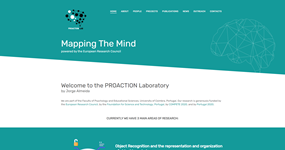 screenshot of the project Proaction Lab